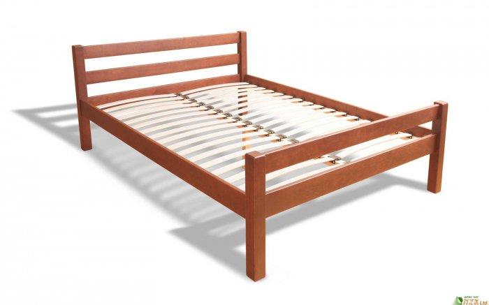 Полуторная кровать НЗК Астория - 120x200см