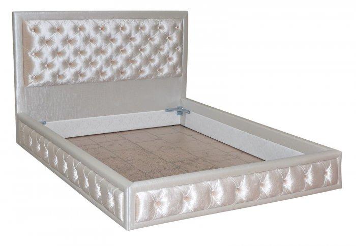 Двуспальная кровать Барселона 2 c подъемный механизмом - 160x190 или 200см