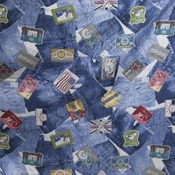 Материал: Джинс (Jeans), Цвет: blue