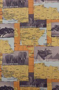 Материал: Экожаккард (), Цвет: Африка