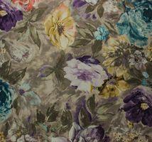 Материал: Фиона (Fiona), Цвет: Flower_violet_8