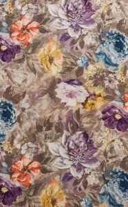 Материал: Фиона (Fiona), Цвет: Flower_Violet