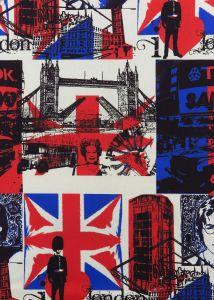 Материал: Лонета (), Цвет: England