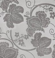 Материал: Шайн (Shine), Цвет: Flower_Grey