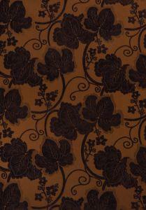 Материал: Шайн (Shine), Цвет: Flower_Chocolate