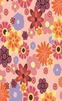 Материал: Канзас (Kansas), Цвет: Hippi_flower