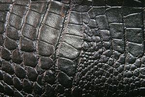 Материал:  (Krokodil), Цвет: black