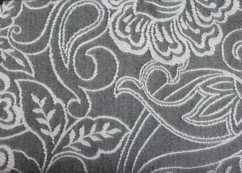 Материал: Лючия цветы (Lucia), Цвет: flowers-19-seryj