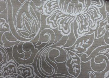 Материал: Лючия цветы (Lucia), Цвет: flowers-22-sero-bezhevyj